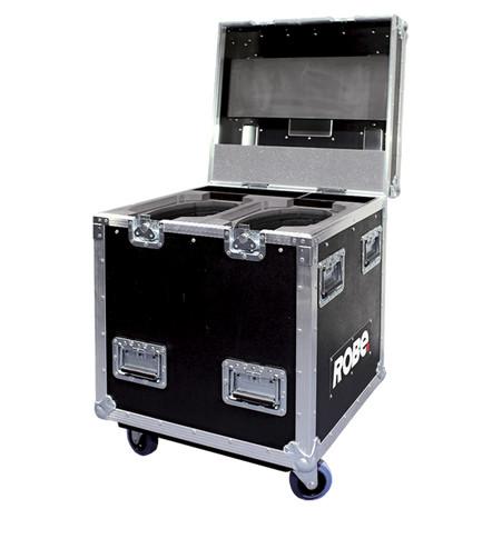 Dual Top Loader Case Viva™ | ROBE lighting