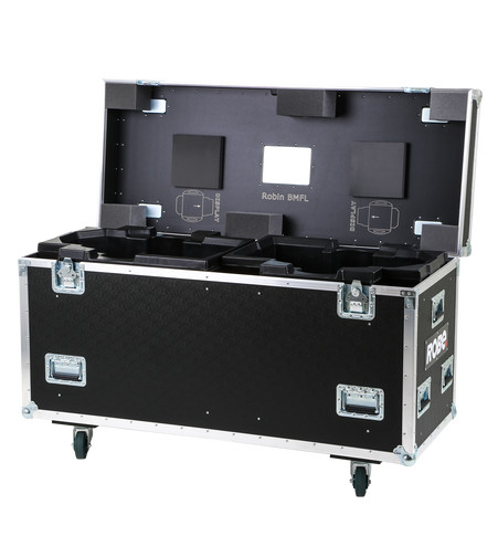 Dual Top Loader Case BMFL™ FollowSpot   ROBE lighting