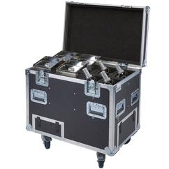 LiteWare Satellite 4-pack case