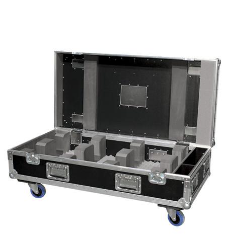 Dual Top Loader Case CycFX 8™   ROBE lighting