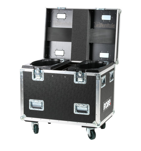 Dual Top Loader Case Tarrantula™ | ROBE lighting