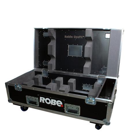 Quad Top Loader Case CycFX 4™ | ROBE lighting