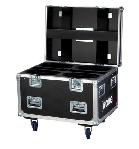 Quad Top Loader Case LEDWash 600X™ | ROBE lighting