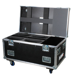 Quad Top Loader Case LEDWash 800X™
