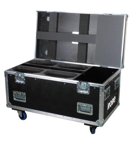 Quad Top Loader Case LEDWash 800X™   ROBE lighting