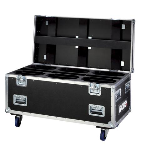 Six-Pack Top Loader Case LEDWash 600X™ | ROBE lighting