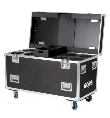Eight-Pack Top Loader Case ParFect | ROBE lighting