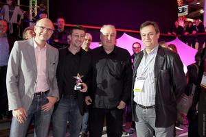 Прожектор Robin DLX Spot компании Robe завоевал награду на выставке SIEL
