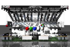 Robe launches five new products at Prolight+Sound 2012