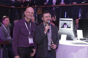 MMX WashBeam производства Robe получил награду Etoile du SIEL