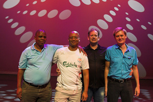 South African State Theatre Invests in More Robe LED Fixtures
