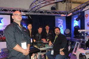 Robe and TSD participate in Tradeshow and Open House in Buenos Aires
