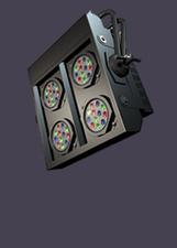 ROBE launches LEDBlinder 196 LT and LEDBlinder 148 LT