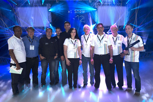 Robe Shines Bright at 2015 PALME Middle East Expo in Dubai