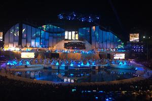 Over 250 Robe Fixtures for 2015 Vendimia Festival