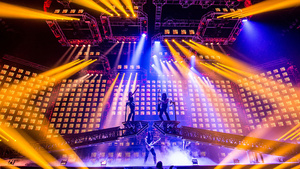 Over 200 Robe Fixtures for Latest TSO tour
