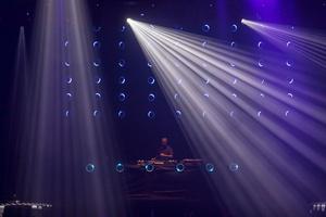Moshe Kimchi Enjoys Halo RGB and MegaPointe