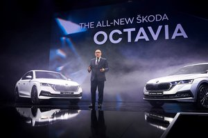 Robe Helps Crystallise New Škoda Octavia Launch