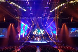Robe Spiiders in South Africa Live Show Debut