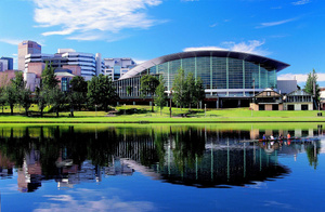 Adelaide Convention Centre Goes with Robe