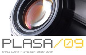 Robe на предстоящей выставке PLASA 2009