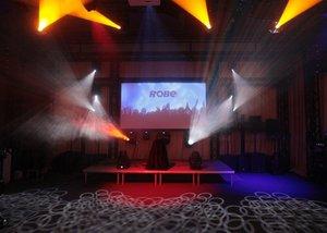 Новый шоу-рум Robe в Москве