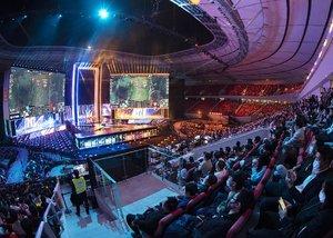 RoboSpot в Новой лиге финала LOL Worlds 2020