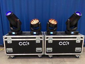 CCH - Congress Center Hamburg setzt auf Robe ESPRITE und Spiider