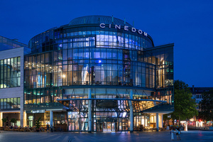 Robe & Anolis Chosen for Award-Winning Cologne Cinedom Installation