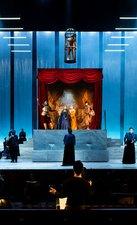 Robe Triumphs at the Opera