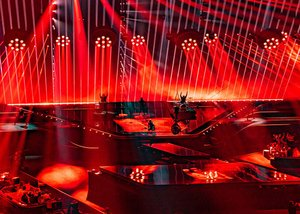 Robe блистают в конкурсе «Евровидение»