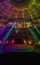 Robe T2 Profiles Specified for Zodiac the Musical