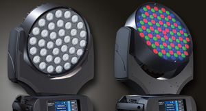 Robe Launches ROBIN 600 & 300 LEDWash Fixtures at PLASA