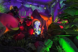 Robe и Anolis оживляют города в русском павильоне на выставке World Expo в Шанхае