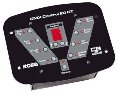 DMX Control 24 CT™ | ROBE lighting