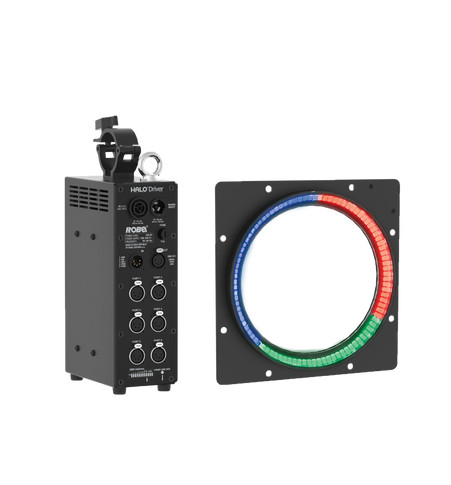 HALO RGB™ HALO Driver™ | ROBE lighting