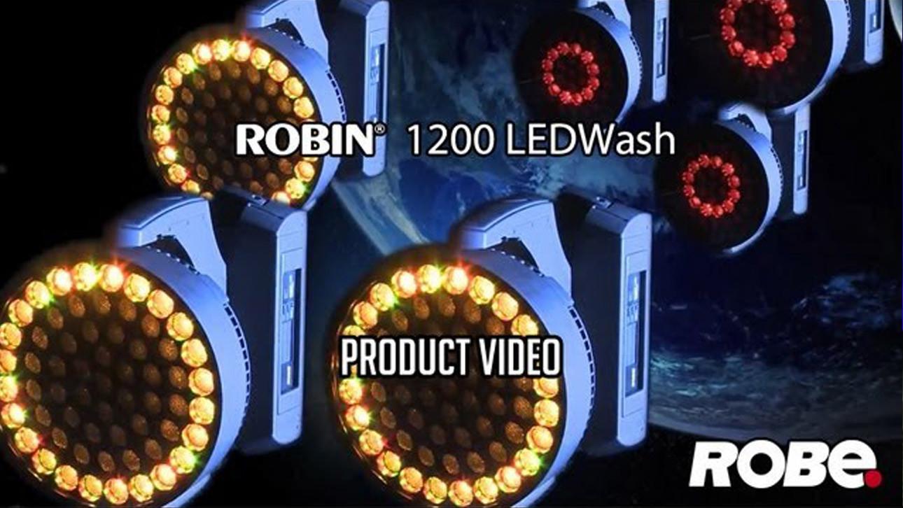 LEDWash 1200