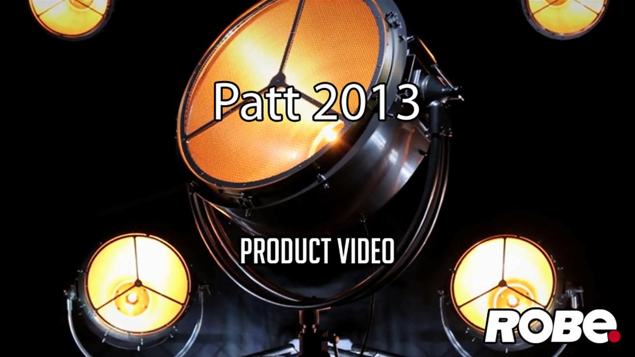 PATT 2013