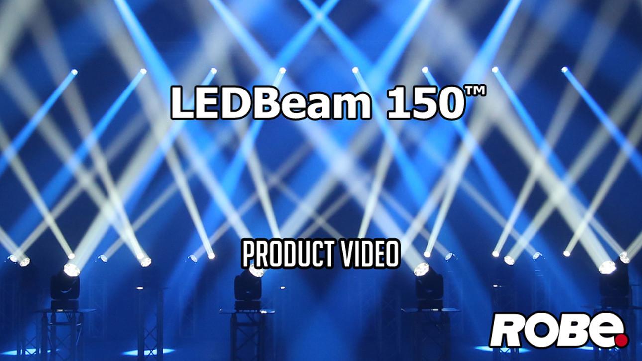 LEDBeam 150