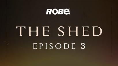The SHED Episode 3: Beam control