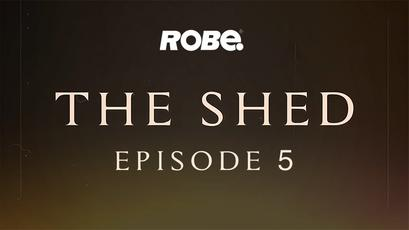 The SHED Episode 5: Pixels and flowers