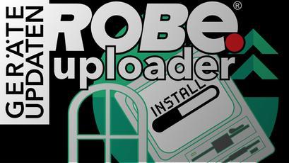 Installation des Robe Uploader auf Windows 10