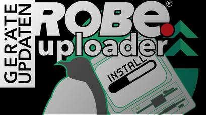Installation des Robe Uploader auf Linux