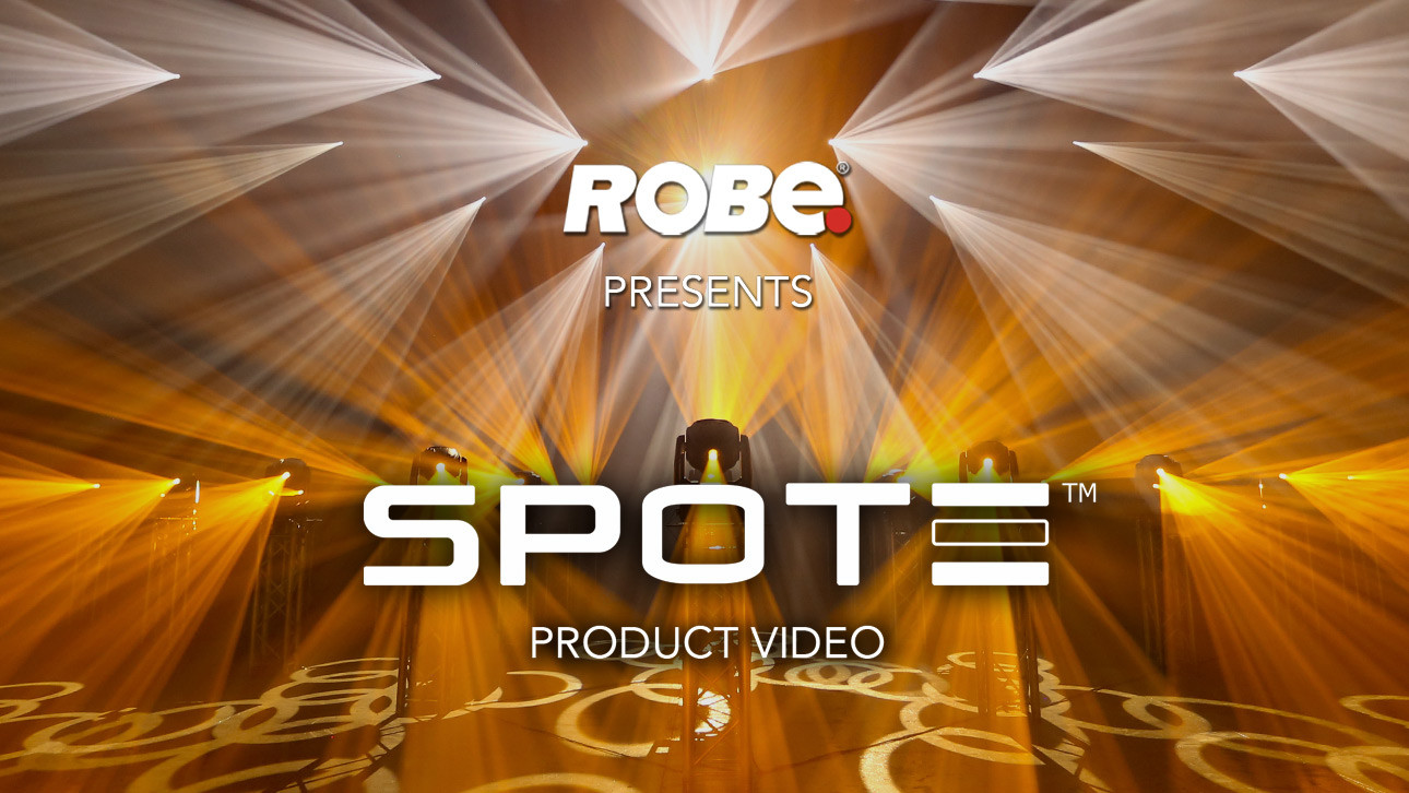 SPOTE product video