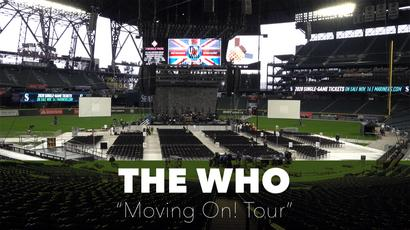 """The Who """"Moving On! Tour"""""""