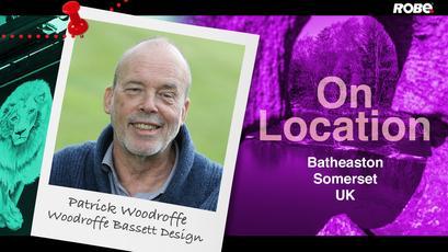 On Location 18 - Patrick Woodroffe in Batheaston, Sommerset, England