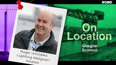 On Location 19 – Roger Williams in Glasgow, Scotland